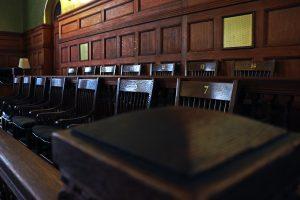 juror chairs